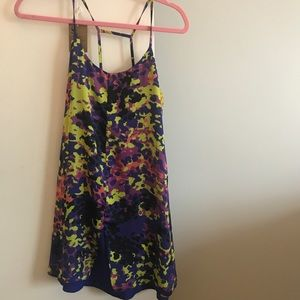 Topshop dress fun and colorful size 2